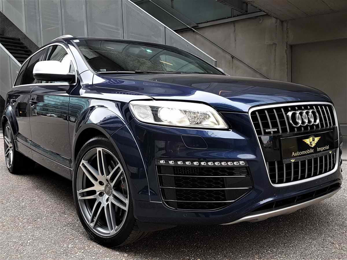 audi q7 v12 tdi quattro dpf audi exclusive keramik automobile imperial. Black Bedroom Furniture Sets. Home Design Ideas