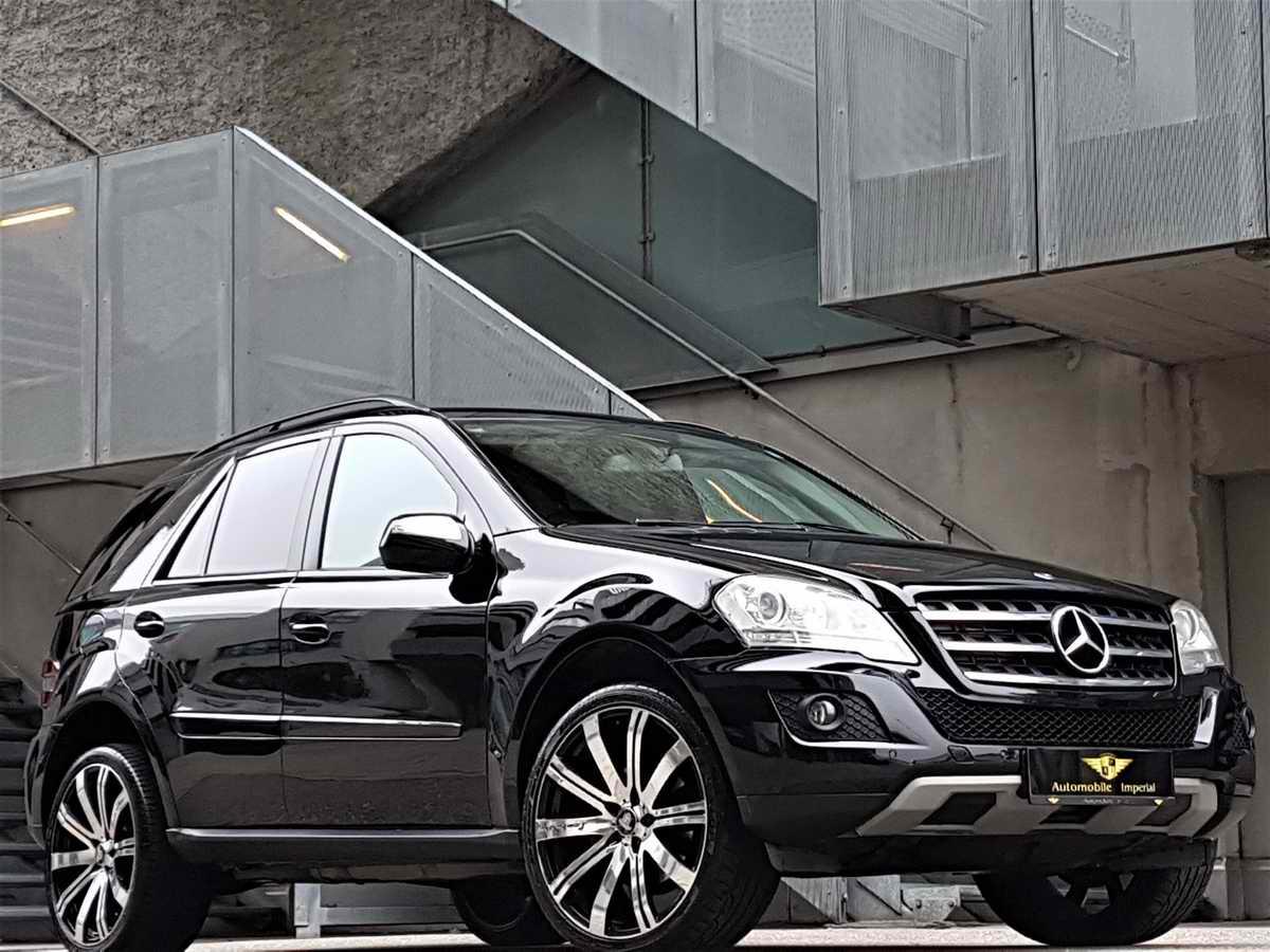 mercedes benz ml 350 cdi 4matic aut dpf facelift automobile imperial. Black Bedroom Furniture Sets. Home Design Ideas